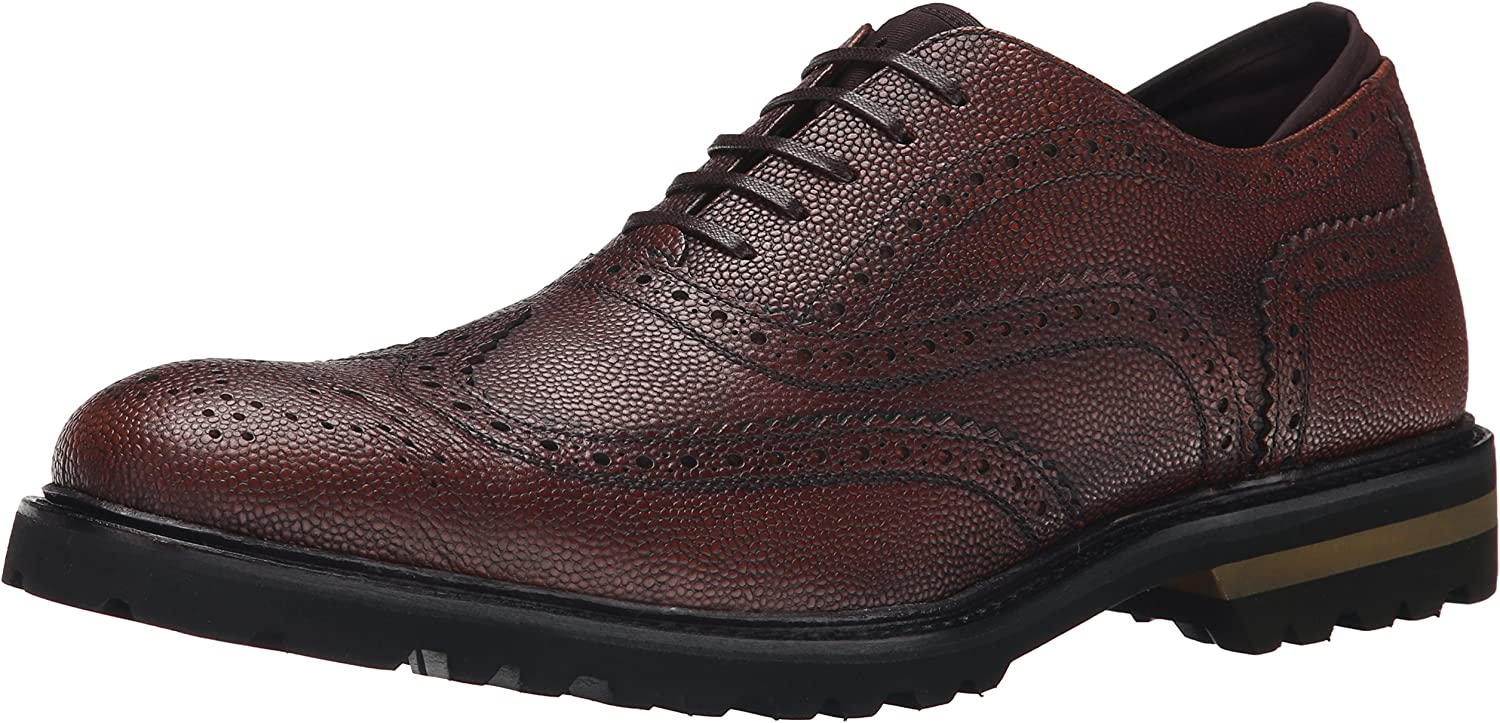 Kenneth Cole New York Men's Click N Clack Oxford