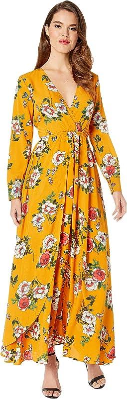 Mustard/Floral
