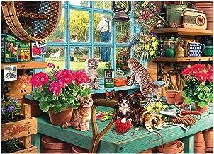 Tangram | Volwassen Puzzel 1000 Stukjes, Kleurstukken En Een Poster, Vliegtuigpuzzel, Legpuzzelspel
