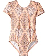 She Sells Seashells Cut Out One-Piece (Toddler/Little Kids)