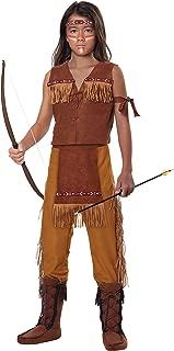 California Costumes Classic Indian Boy Child Costume, Small
