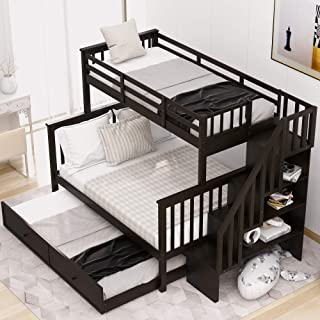 Amazon Com Bunk Bed With Mattresses Included