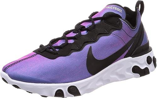 Nike React EleHommest 55 PRM Su19, Chaussures d'Athlétisme d'Athlétisme Homme  bénéfice nul
