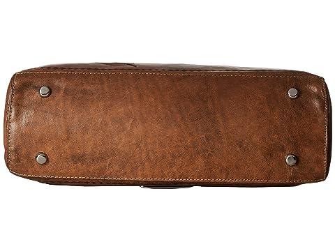 West de Bird con leña secreto Tote American marrón compartimiento Sacred Zip envejecido carbón Top SdEvBwqax