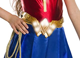 Rubie's Justice League Child's Wonder Woman Light-Up Costume Belt