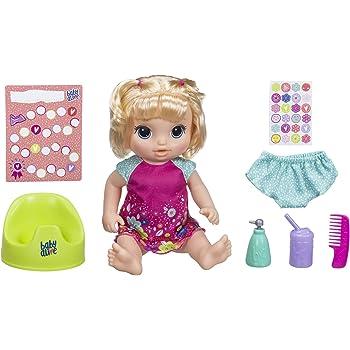 Baby Alive C2691 Doll: Amazon.co.uk: Toys & Games