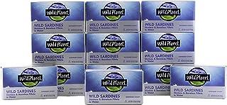Wild Planet, Wild Sardines, Skinless & Boneless Fillets in Water, 4.25 oz (120 g)