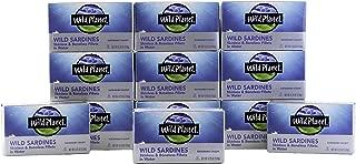 brunswick sardines in spring water