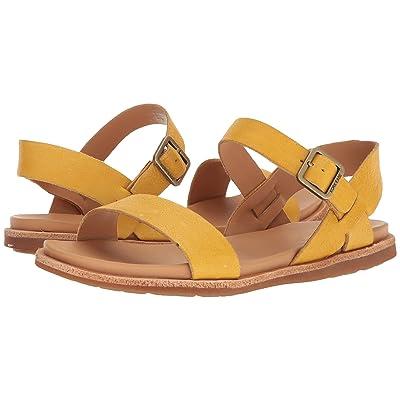 Kork-Ease Yucca (Yellow Full Grain Leather) Women