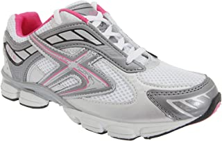 Dek Womens/Ladies Lady Air Lace-Up Shock Absorbing Jogger Running Trainers