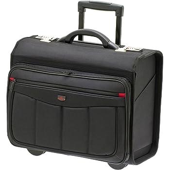 Business Pilotenkoffer Trolley Laptop Tasche Bordcase Davidts