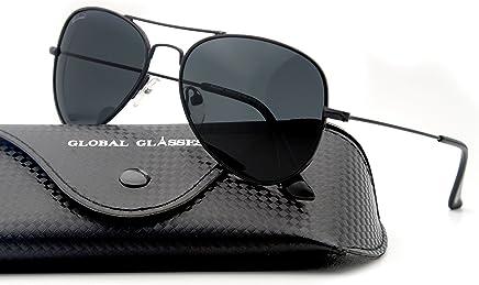 f161e0da3a9 Classic Metal teenager Small Face Men Women Drops UV400 Polarized Lens  Sunglasses