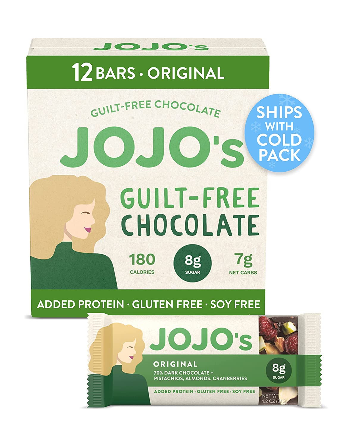 JOJO's Dark Chocolate Bars Made Based National products with Plant Hemp Fixed price for sale Protein