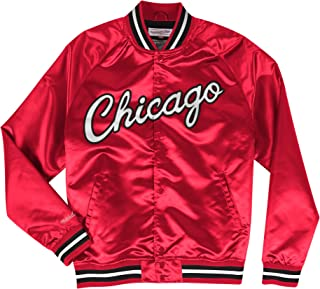Best mitchell and ness bulls satin jacket Reviews