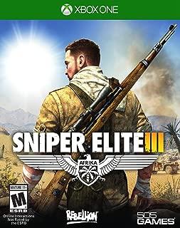 Sniper Elite III - Xbox One Standard Edition