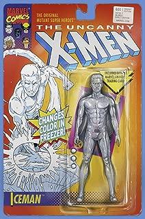 UNCANNY X-MEN #600 CHRISTOPHER ACTION FIGURE B VAR