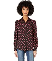 Kate Spade New York - Heart It Heartbeat Blouse