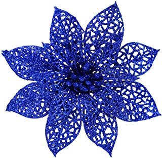 Best glass poinsettia ornament Reviews