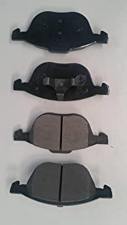 PROFORCE SMD1414 Semi Metallic Disc Brake Pads Set Front Both Left and Right