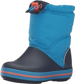 Crocs Crocband LodgePoint Boot, Botas de Nieve Unisex Niños