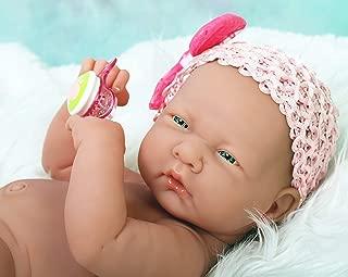 Baby Girl Doll Realistic Looking Preemie Berenguer Newborn 14