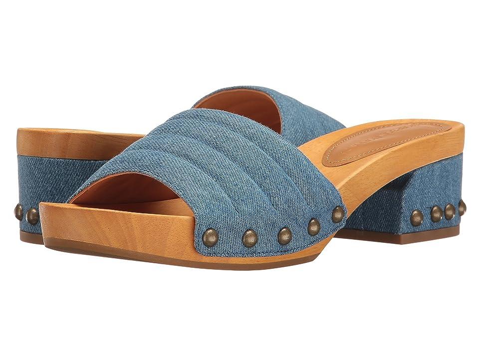 Sigerson Morrison Abel 2 (Jeans Blue) Women