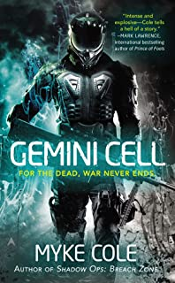 Gemini Cell (Shadow Ops: Reawakening Book 1)