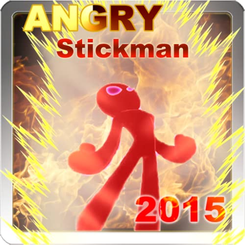 Angry Stickman