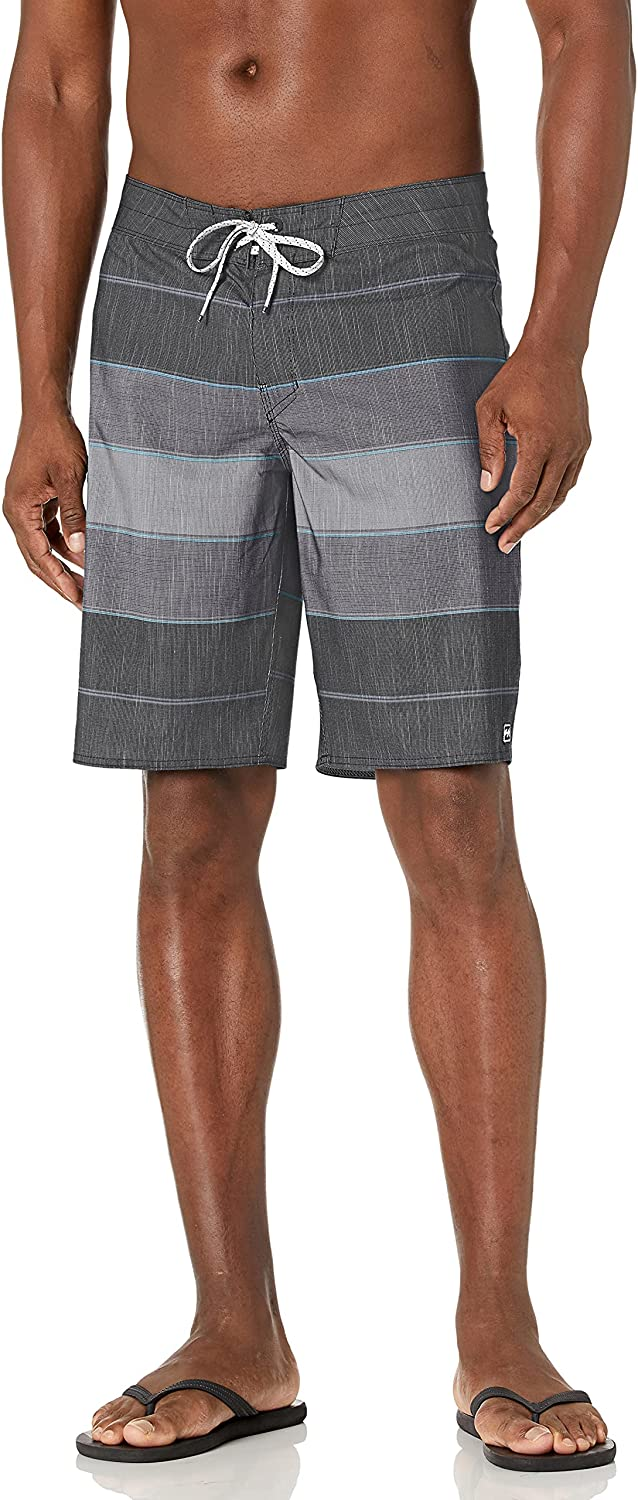 Billabong Men's All Day Pro Boardshort, 4-Way Performance Stretch, 20 Inch Outseam