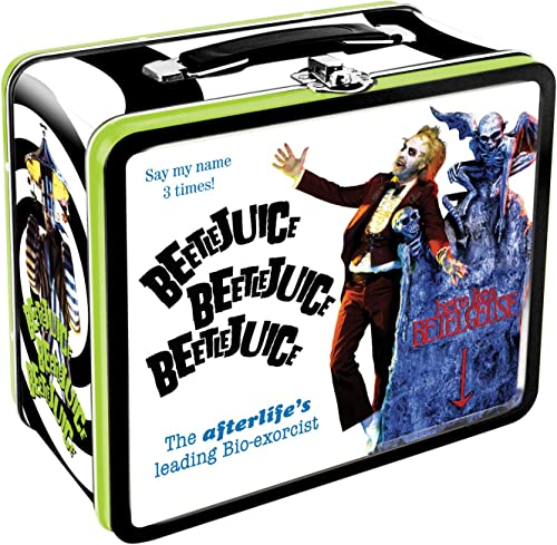 Aquarius Beetlejuice Lunchbox