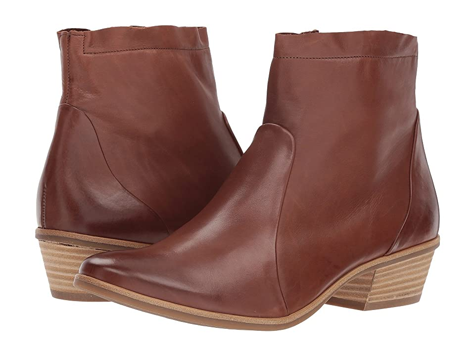 Paul Green Shaw Boot (Nougat Leather) Women