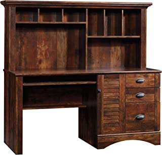 Sauder Harbor View Computer Desk, Curado Cherry Finish