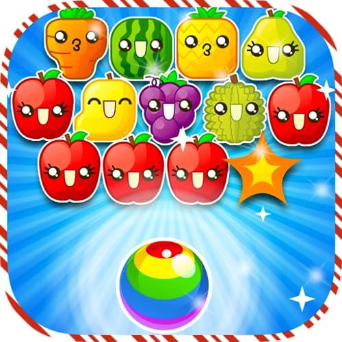 Puzzle Bubble Fruit