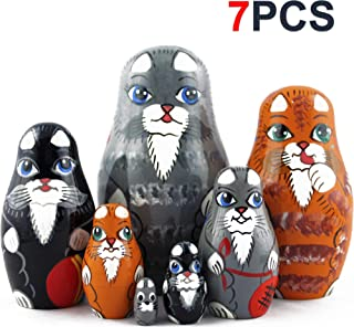 Best cat nesting dolls Reviews