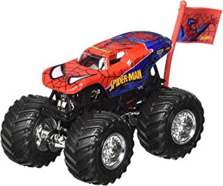Hot Wheels Monster Jam 2017 Marvel Heroes Spider-Man 1:64 Scale