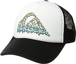 Quiksilver Kids Rip Tucker Trucker Hat (Big Kids)