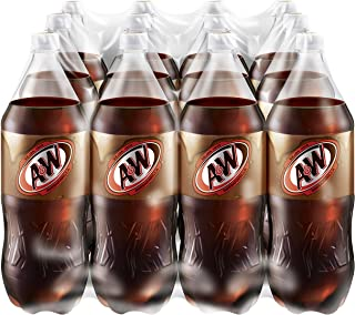 A&W Root Beer Case, 1.5L (Pack of 12)
