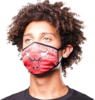Ultra Game NBA 3 Pack Face Masks - 3 Layers of Protection - Washable