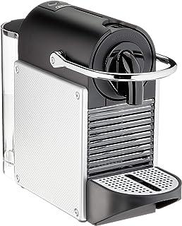 comprar comparacion Nespresso De'Longhi Pixie EN124.S Cafetera monodosis cápsulas, 19 Bares, depósito Agua 0.7 L, Apagado automático, 1260 W, ...