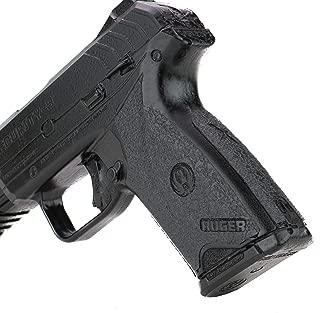 Foxx Grips -Gun Grips Ruger Security 9 (Rubber Grip Enhancement)