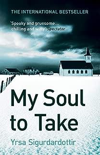 My Soul to Take: Thora Gudmundsdottir Book 2 (Thóra Gudmundsdóttir Crime Series) (English Edition)