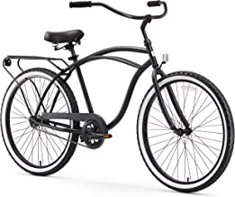 sixthreezero Around The Block Men's Beach Cruiser Bicycle OR eBike 250W and 500W..