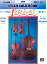 String Festival Solos, Vol 1: Cello Solo