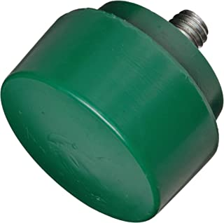 Nupla 15154 Tough Face QC Replaceable Tip for Impax Dead Blow and Quick Change Hammers, Green, 1.5