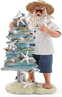 Department 56 Possible Dreams Santas by The Sea Seaside Christmas Figurine, 11