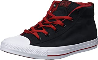 Converse Men's Street Peached Canvas Mid Top Sneaker