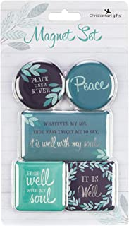 It Is Well With My Soul 5-Piece Magnet Set