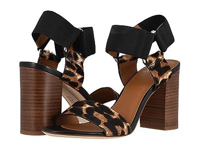Franco Sarto Olivia (Vintage/Black) High Heels