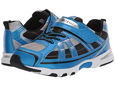 Tsukihoshi Kids Storm (Toddler/Little Kid) (Blue/Gray) Boys Shoes