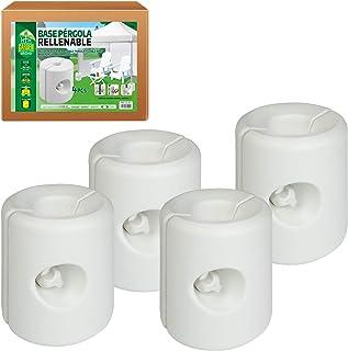 Amazon.es: soporte pesas - Bases y soportes para sombrillas / Sombrillas, marquesinas y tol...: Jardín